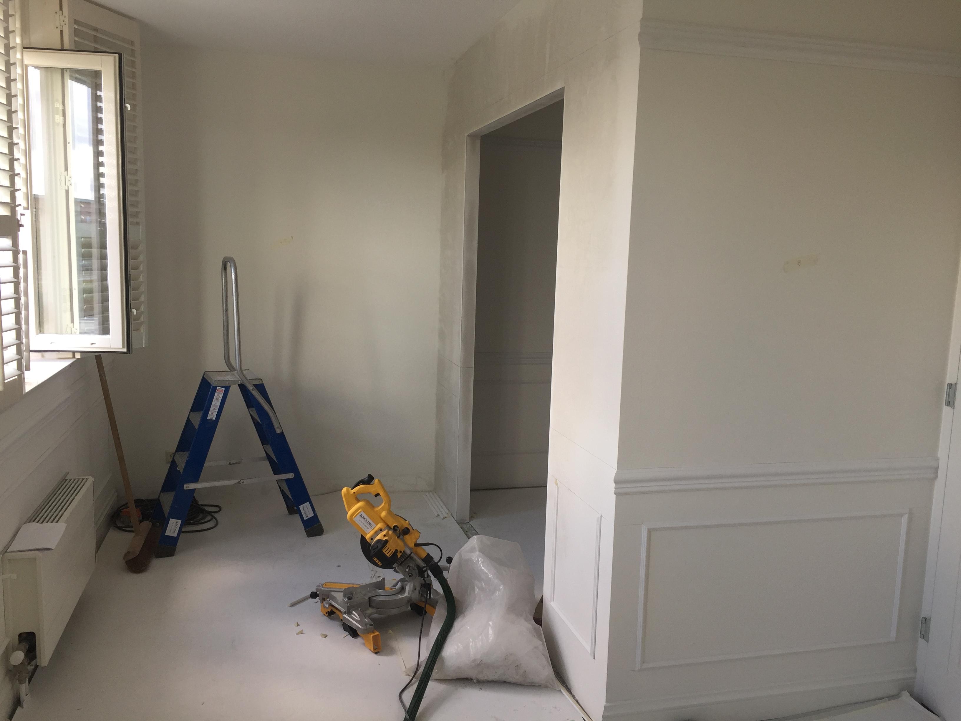 Verbouw: Baby kamer en slaapkamer - Roling Timmer en Onderhoud